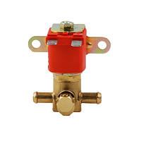Электромагнитный клапан бензина Atiker (штуцер латунь)