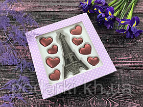Шоколадний набір Париж