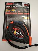 Рулетка будівельна Дніпро-М Ultra 7.5 м