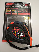 Рулетка будівельна Дніпро-М Ultra 5 м
