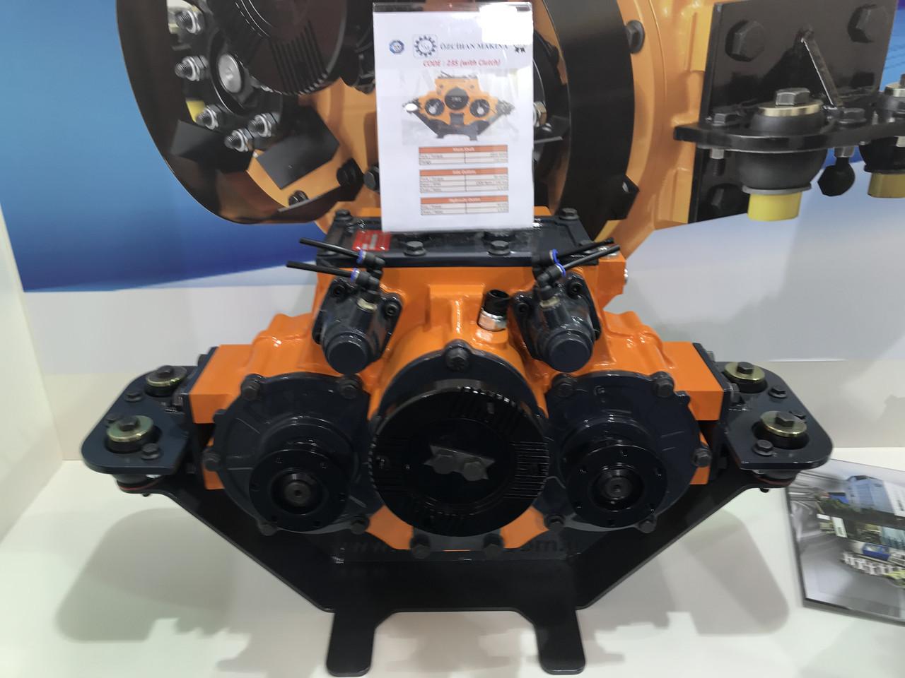 Коробка відбору потужності Hydrostatic Gearbox - 2501 Ozcihan