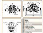 Коробка відбору потужності Hydrostatic Gearbox - 2501 Ozcihan, фото 2