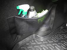 Карман для багажника авто (сетка) LeRoy 30х20 см, фото 3