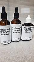 Жидкость для снятия термотрансфера Flex Flock Remover,100мл.