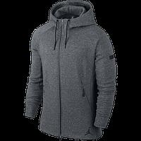 Кофти та светри Толстовка Nike ICON FLEECE FZ HOODIE 809470-010(05-06-04-01) S