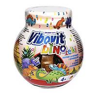 Vibovit Dino Zelki Вибовит Динозаврики жалейки Мультивитаминные комплексы для детей от 4 лет