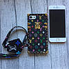 Силиконовый чехол Louis Vuitton для iPhone 7, фото 5