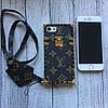 Силиконовый чехол Louis Vuitton для iPhone 7, фото 6