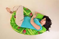 Подушки для беременных и кормления удобной эргономической формы