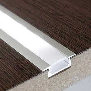 Алюминиевый профиль для светодиодной ленты  Feron CAB251 (2 метра), фото 2