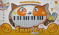 Детское пианино Кот