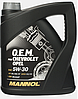 Моторное масло Mannol O.E.M. for Chevrolet Opel 5W30 4L