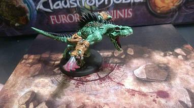 Настольная игра Claustrophobia: Furor Sanguinis, фото 2