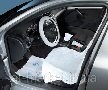 Комплект ухода за автомобилем SERWO CLEAN SET 5 в 1