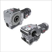 Цилиндро-червячный мотор-редуктор PSH