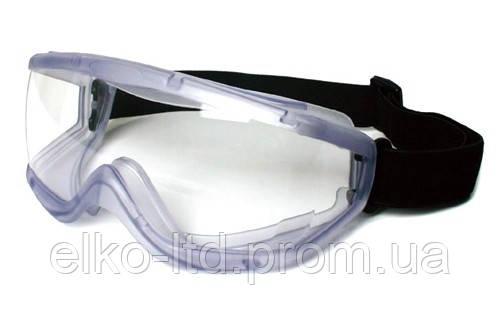 Очки защитные от токсических веществ, кислот и щелочей