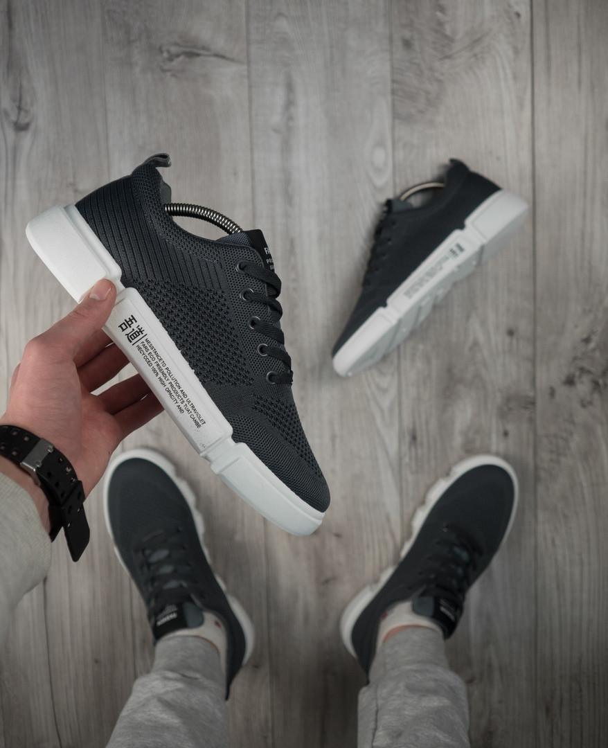 """Мужские кроссовки без бренда """"Gray/White"""""""