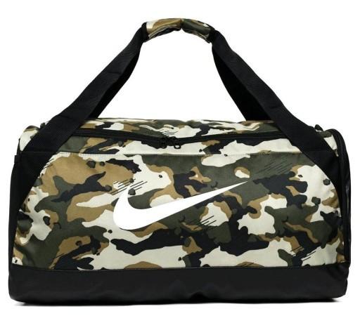 961723e2 Спортивная сумка Nike NK BRSLA M DUFF - AOP BA5481-209 на 56 л ...