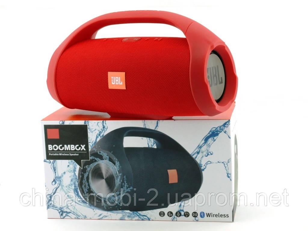 JBL Boombox 40W копия, блютуз колонка, красная