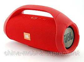 JBL Boombox 40W копия, блютуз колонка, красная, фото 3