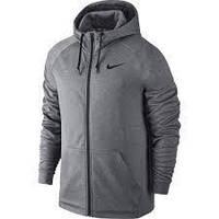 Кофти та светри Толстовка Nike Therma Full-Zip Hoodie 800187-091(05-06-02-04) XL