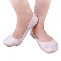 Cиликоновые носки полной длины anti-crack silicon socks