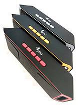 Портативная колонка BT506 4you (bluetooth, Micro SD, USB, FM) black/grey -ТОП Продаж!!!, фото 2