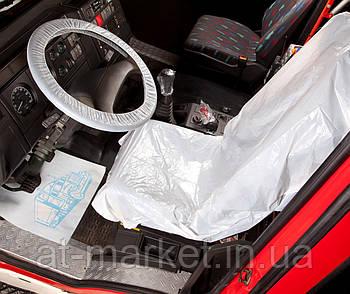Комплект ухода за грузовым автомобилем SERWO CLEAN SET TRUCK 5 в 1