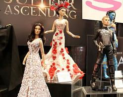 Выставка кукол в Нью-Йорке 2015 / New York Toy Fair 2015
