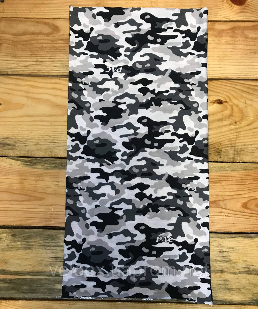 Головной убор P.A.C. Original Camouflage Grey