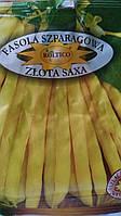 """Фасоль спаржевая желтая Золотая Сакса, 40 грамм,""""Ролтико"""", Польша"""