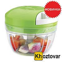 Ручной измельчитель овощей и фруктов Nicer Dicer Plus Speedy Chopper