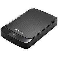 Жесткий диск внешний HDD 1 Tb A-Data HV320 Black (AHV320-1TU31-CBK)