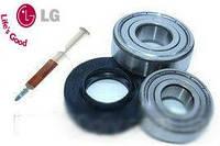 Подшипники и сальник для стиральной машины LG (комплект)