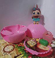 Glam Unicorn куклы ЛОЛ Единорог Сюрприз (LOL Surprise)