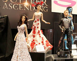 Виставка ляльок в Нью-Йорку 2015 / New York Toy Fair 2015