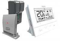 Беспроводной комнатный недельный программатор для котла Tech st-292 V2