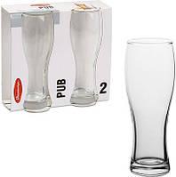 Набор бокалов Pasabahce Pub для пива 2 шт. 41782