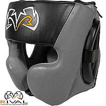 Боксерский шлем RIVAL RHG30 Boxing Headgear, фото 3