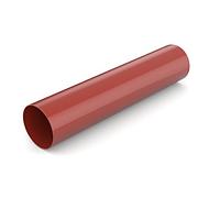 Водостічна труба BRYZA 90мм/3м, Червоний RAL 3011