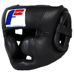 Боксерський шолом FIGHTING Sports Pro Full Training Headgear Large - L/XL
