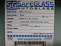 Лобовое стекло BMW 5 E39 (1995-2004) | Автостекло BMW 5 Е39 | Лобове скло БМВ 5 Е39 | Заміна лобового скла, фото 4