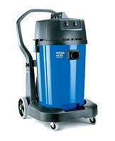 Пылесос для сухой и влажной уборки с тележкой Nilfisk Maxxi WD 7-4 DUO, фото 1