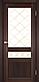 Шпоновані міжкімнатні двері Korfad Classico CL-04, фото 3