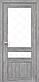 Шпоновані міжкімнатні двері Korfad Classico CL-04, фото 6