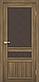 Шпоновані міжкімнатні двері Korfad Classico CL-04, фото 7