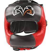 Боксерский шлем RIVAL RHGFS1 Face-Saver Boxing Headgear, фото 3