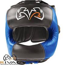 Боксерский шлем RIVAL RHGFS1 Face-Saver Boxing Headgear, фото 2