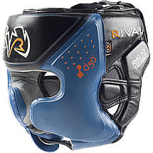 Боксерский шлем RIVAL RHG10 Intelli-Shock Pro Training Headgear, фото 3