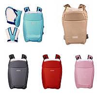 Рюкзак для переноски детей Womar № 7 (слинги, кенгуру, кенгурушки, эргорюкзаки, вомар) [6 цветов]